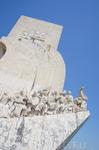 Памятник первооткрывателям Америки.Всё вроде-бы правильно,смелые люди,но погибшие индейские цивилизации жалко...