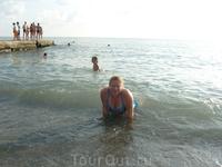 и снова купаемся