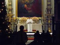 Зашли в Кафедральный собор