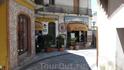 Городок Castelmolo.