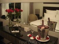 номер в отеле, Кейптаун