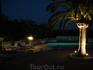 ночью шикарная подсветка