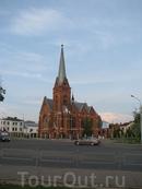 Латвия, автопробег