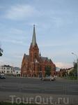 Центральный костел