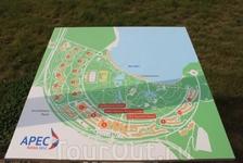 Карта (схема) кампуса