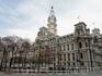 City Hall в центре Филадельфии