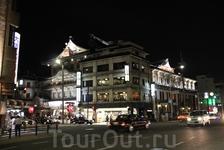 знаменитый театр Минами-дза