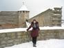 В крепости Ивангород
