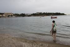 море чистое и красивое