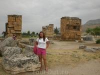 Руины древнего Иерополиса