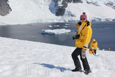 Антарктида - рай для фотографов