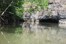 Пещера крокодила (так называют местные)