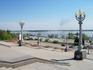 А это Центральная набережная Волгограда