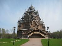 Покровская церковь в Невском лесопарке