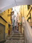 старый город в Сан-Ремо