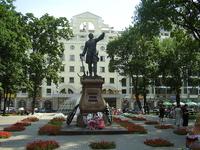 Воронежский Памятник Петру I