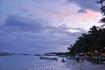 Вечерний пляж Алона Бич