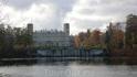 Вид на Гатчинский дворец.