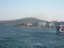 вид на второй остров в Мраморном море )