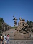 """самые известные и самые """"раскрученные"""" скульптуры  мемориала"""