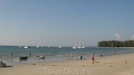 Пляж наянг