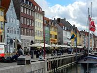 Копенгаген. Нюхавн.