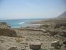 Всё! Подъезжаем. Вот ты какое, Мертвое море.