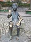 Фотография Тбилисская скульптура Тамада