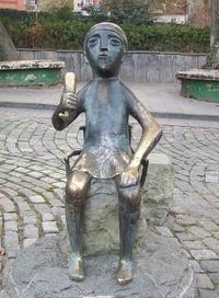 Тбилисская скульптура Тамада
