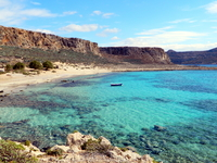 Остров Грамвуса (Греция).