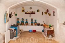Матмата,кухня берберов