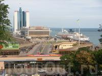 Путь к морскому порту