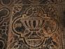 Мышкин. Пол Успенского собора выложен изящными металлическими плитами.