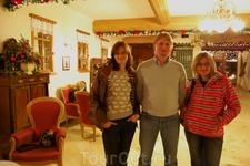 прекрасный отель Belvedere
