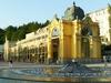 Фотография Главная колоннада в Марианских Лазнях