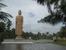 Стоящий Будда - памятник цунами