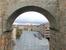 Фантастические виды с крепостной стены на город. Вот здесь, как на ладони, видна одна из городских площадей - площадь Святой Терезы и церковь Святого Петра.