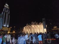 поющие фонтаны Дубая 7