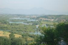 в окрестностях г.Шкодер. Албания