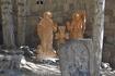 Гехард – один из древнейших монастырей Армении. Его сооружения частично вырезаны в скале. Внутри главного храма очень темно: освещением служит лишь узкое ...