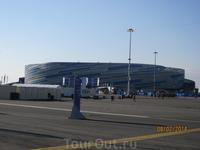 "Олимпийский парк. Ледовая арена ""Шайба"""
