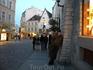Сумерки в старом городе