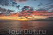 Закат над Экватором