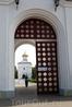 В Полоцке мы посетили женский православный Спасо-Ефросиниевский монастырь.