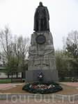 Иркутск. Памятник Колчаку