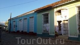 Тринидад - один из семи городов, первыми основанными на Кубе Колумбом и Веласкесом.