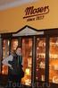 В музее Мозеровского хрусталя - очень красиво