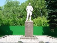 Памятник Николаю Александровичу Второву