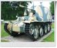 75 мм противотанковая самоходная установка Marder-III (Германия). «Куница» базируется на шасси лёгкого танка Pz.Kpfw.38(t).
