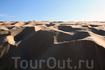 Пустыня с мягкими песчаными барханами